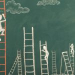 The corporate ladder is there to be climbed…Or is it?
